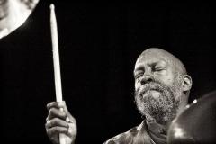 Eric Kamau Gravatt (mccoy-tyner trio)  - (c) Ron Beenen